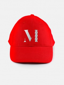 Gorra roja B