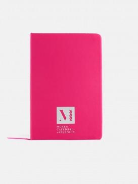 Libreta rosa M