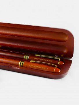 Set bolígrafo + pluma E