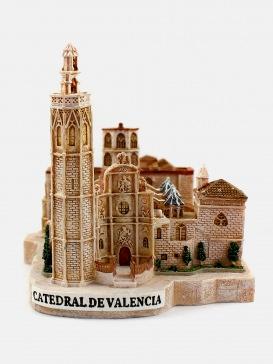 Maqueta de la Catedral de Valencia