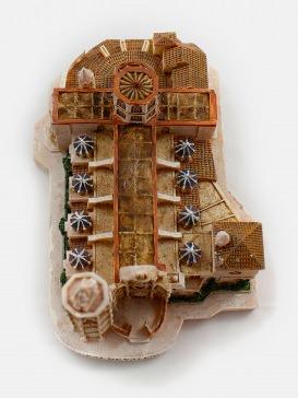 """Maqueta de la """"Catedral de Valencia"""""""