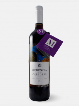 "Vino ""Herencia de la Catedral"""